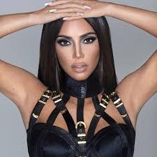 kim kardashian is completely
