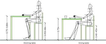 office desk size. Plain Desk Height Of An Office Desk Chair Dimensions In Mm Size  On Office Desk Size