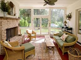 Sunroom With Fireplace Designs Modern Home Interior Design Interior Sunroom With Fireplace With