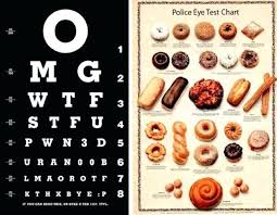 Eye Chart Template Snellen Font Download – Andromedar.info