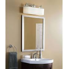 30 x 40 mirror. 30 X 40 Bathroom Mirror Shop In H W Brush Nickel Rectangular At .