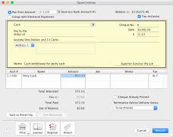 Setting Up Petty Cash Support Notes Myob Accountedge Myob Help