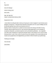 15 Thank You Letters For A Job Interview Proposal Letter