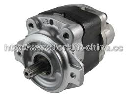 Forklift parts 2Z hydraulic pump for Toyota 2Z manufacturer from ...