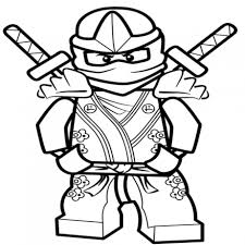 Ninjago Lord Garmadon Kleurplaat Kleurplaat Voor Kinderen