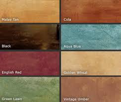 Garage Guard Color Chart Amazing Garage Floor Stain 227 Best Marvelous Marble Epoxy
