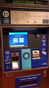 Compass Vending Machine Vancouver Awesome Compass Card TransLink Wikiwand
