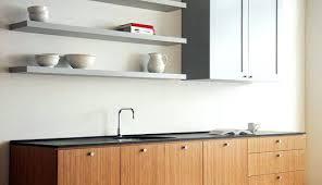 Stainless Floating Shelves Inspiration Stainless Steel Floating Shelves On Kitchen Wooden Shelf Chrome