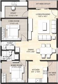 1500 square foot open house plans fresh 1400 sq ft house plans in india new house