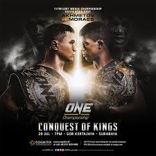 Two Bouts Added to ONE Championship Conquest of Kings on July 29.