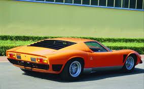 1970 Lamborghini Miura P400S Image. https://www.conceptcarz.com ...