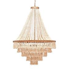 made goods pia chandelier gold