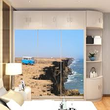 Online Get Cheap Bedroom Sliding Doors Aliexpresscom Alibaba Group - Bedroom wardrobe sliding doors