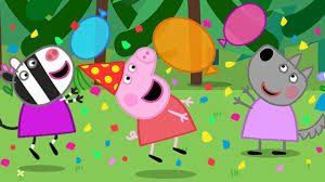 Peppa Pig Full Episodes | Wendy Wolf's Birthday | Cartoons for Children -  YouTube