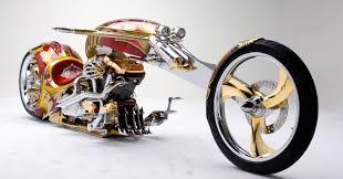 the 500 000 gold plated super chopper