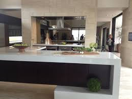 trends in kitchens 2013. The Latest Trends In Kitchen Island Design Trade Lines For Curves And Mixed Materials Monolithic. MonolithicIslandNAM. Trend Kitchens 2013 M