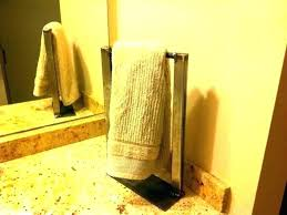 hand towel stand.  Towel Bathroom Hand Towel Holder  Holders  Intended Hand Towel Stand N