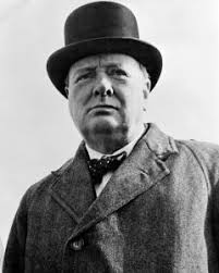 sir winston churchill s essay on alien life has been located sir winston churchill