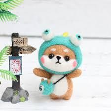 Модная Милая панда, подарок, <b>игрушка ручной работы</b>, кукла ...
