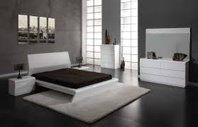 Led Bedroom Furniture Contemporary White Bedroom Furniture White Matte Finish Led