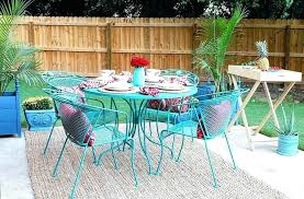 spray paint patio furniture inspirational spray paint for outdoor furniture or great painting patio furniture how