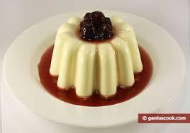 The Recipe For Italian Dessert Panna Cotta Desserts Genius