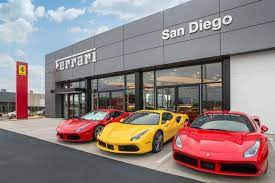 Ferrari Dealer List Ferrari Dealership Directory North South America