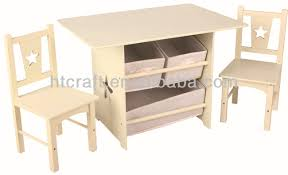 kids table and chairs with storage –  – home decor
