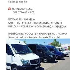 Transport Persoane Si Colete Anglia Austria Germania Belgia Olanda -  Beiträge
