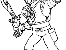 Exceptional Mighty Morphin Power Rangers Coloring Pages Book Ranger