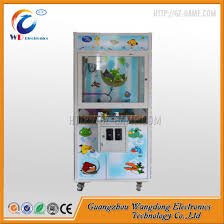Toy Story Vending Machine Unique China Toy StoryKids Coin Operated Pusher Crane Claw Game Machine