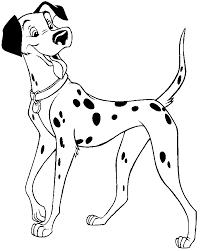 Disegno Cani Az Colorare