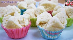 BÁNH THUẨN HẤP - Cách làm Bánh Thuẫn hấp cho người Xa Xứ bằng Máy đánh Trứng  KitchenAid Vanh Khuyen - YouTube