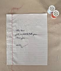 Cute Love Letters One Womans Super Romantic Love Letter To Her Husband Glamour