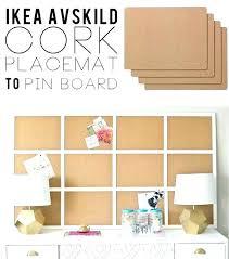Cork Board Ideas For Office Modern Cork Board Eclectic Bulletin