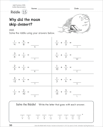 equations with fractions worksheet linear answers solving kuta tes two and decimals pdf one step medium