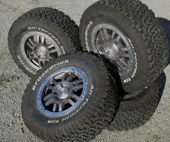 17-Inch Tundra Wheels & BFG A/T Tires | RoadTraveler.net