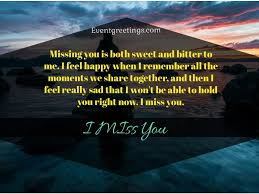 If you were able to fall in love with your ex, then you are certainly capable of falling in love with someone new. according to dr. Missing You Messages For Ex Girlfriend