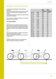 73 Proper Bike Wheel Sizes Chart