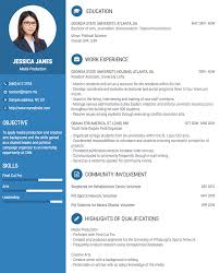 Create A Resume Template Best Professional CVResume Builder Online With Many Templates TopCVme