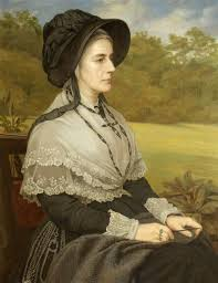 Matilda Blanche Crawley-Boevey (1817–1888), Mrs William Gibbs | Art UK