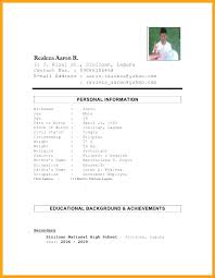 Formatted Resume Extraordinary Examples Of References On A Resume References On Resume Sample