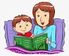 Картинки по запросу картинка мама читает