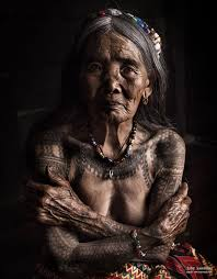 Photo Wang Od The Last Tattoo In Kalinga Philippines By Suchet