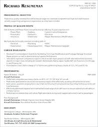 Automotive Resume Objective Joefitnessstore Com