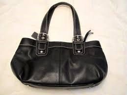 Coach Soho Pleated Black Leather Satchel Shoulder Bag Purse F13732 - Never    eBay
