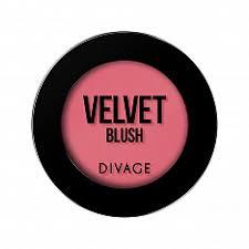 Divage <b>Румяна для лица</b> компактные <b>Velvet</b> 8704 купить в городе ...