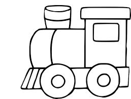 Locomotive Dessin L