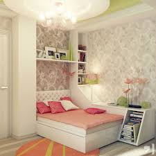 Pretty Bedroom For Small Rooms Small Room Decor Ideas For Gray And White Teenage Girls Bedroom