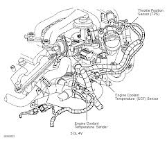 Mercury sable engine cooling system diagram mercury my car killed on me twice going up